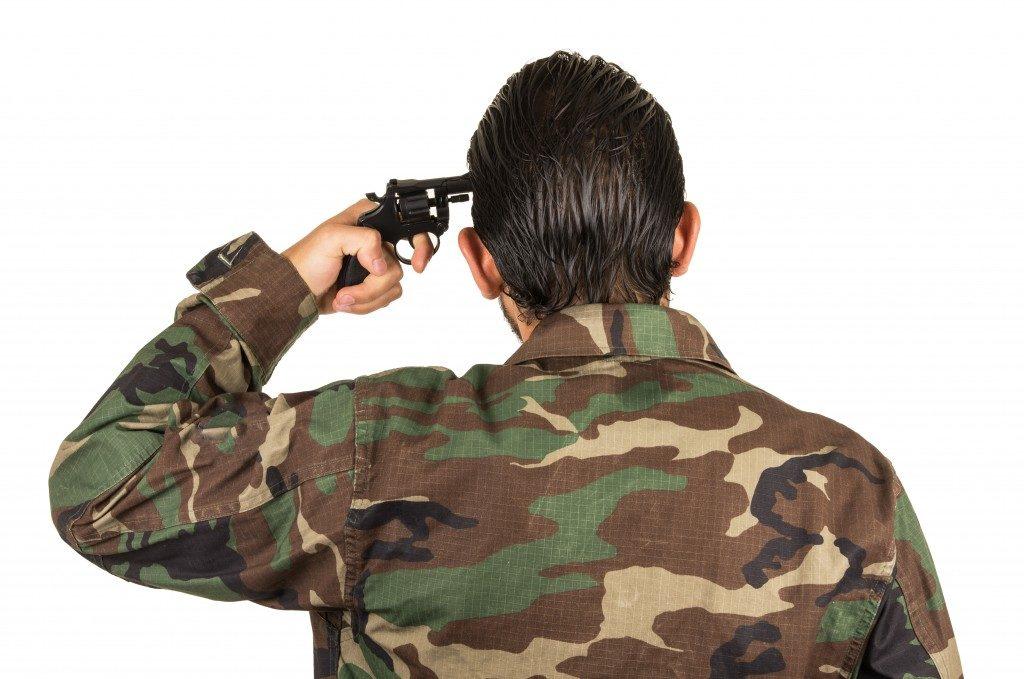 gun suicide